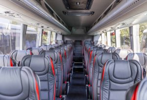 Pacific Tourways 41 seats 4 star + Isle